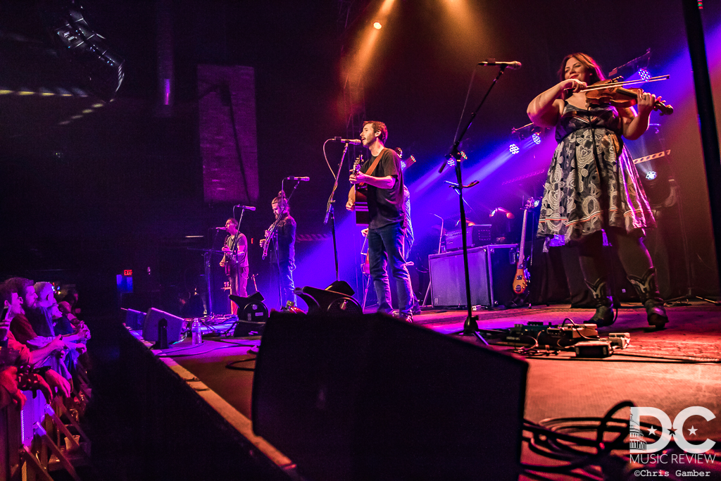 Yonder Mountain String Band - January 11, 2018
