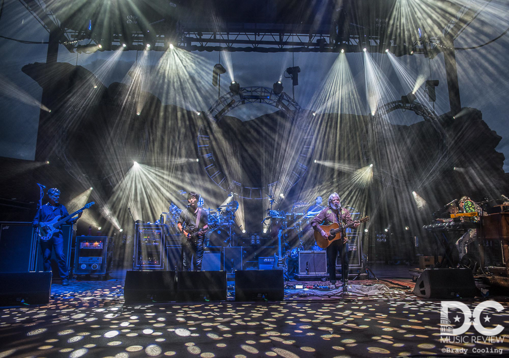 The String Cheese Incident Performs at Red Rocks