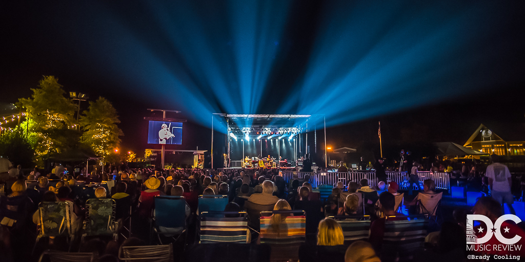 Bruce Hornsby and The Wood Bros- Freeman Stage in Selbyville, DE