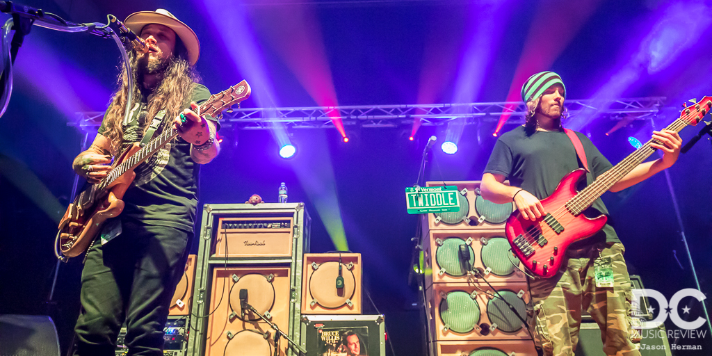 Twiddle performs at the 9:30 Club in 2017