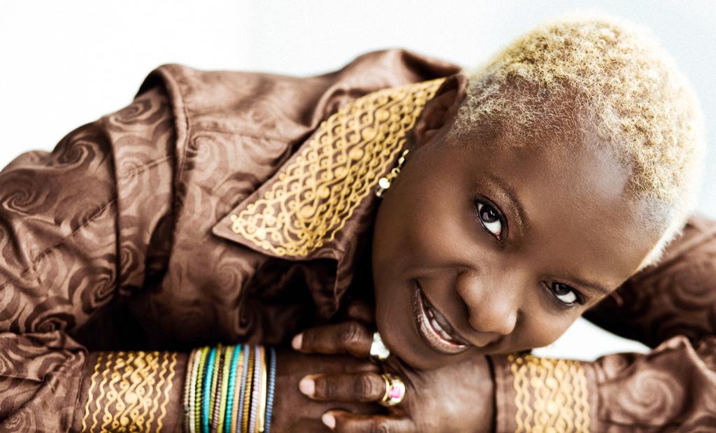 Angelique Kidjo (Photo Courtesy: Red Light Management)