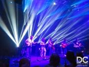 Greensky Bluegrass's light show is quite distinctive