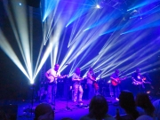 Greensky Bluegrass's light show is quite distinctive