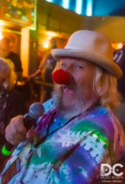 The Birthday Boy himself, Wavy Gravy, takes in tonights show!