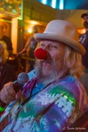 The Birthday Boy himself, Wavy Gravy, takes in tonights show!
