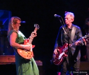 Susan Tedeschi with Jack Casady of Hot Tuna