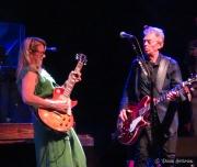 Susan Tedeschi with Jack Casady of Hot Tuna