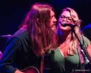 Susan Tedeschi shares the mike with Oliver Wood of The Wood Brothers