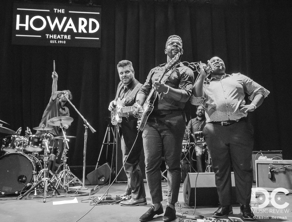 AZTEC SUN knocks it out of the park at a private event at The Howard Theatre