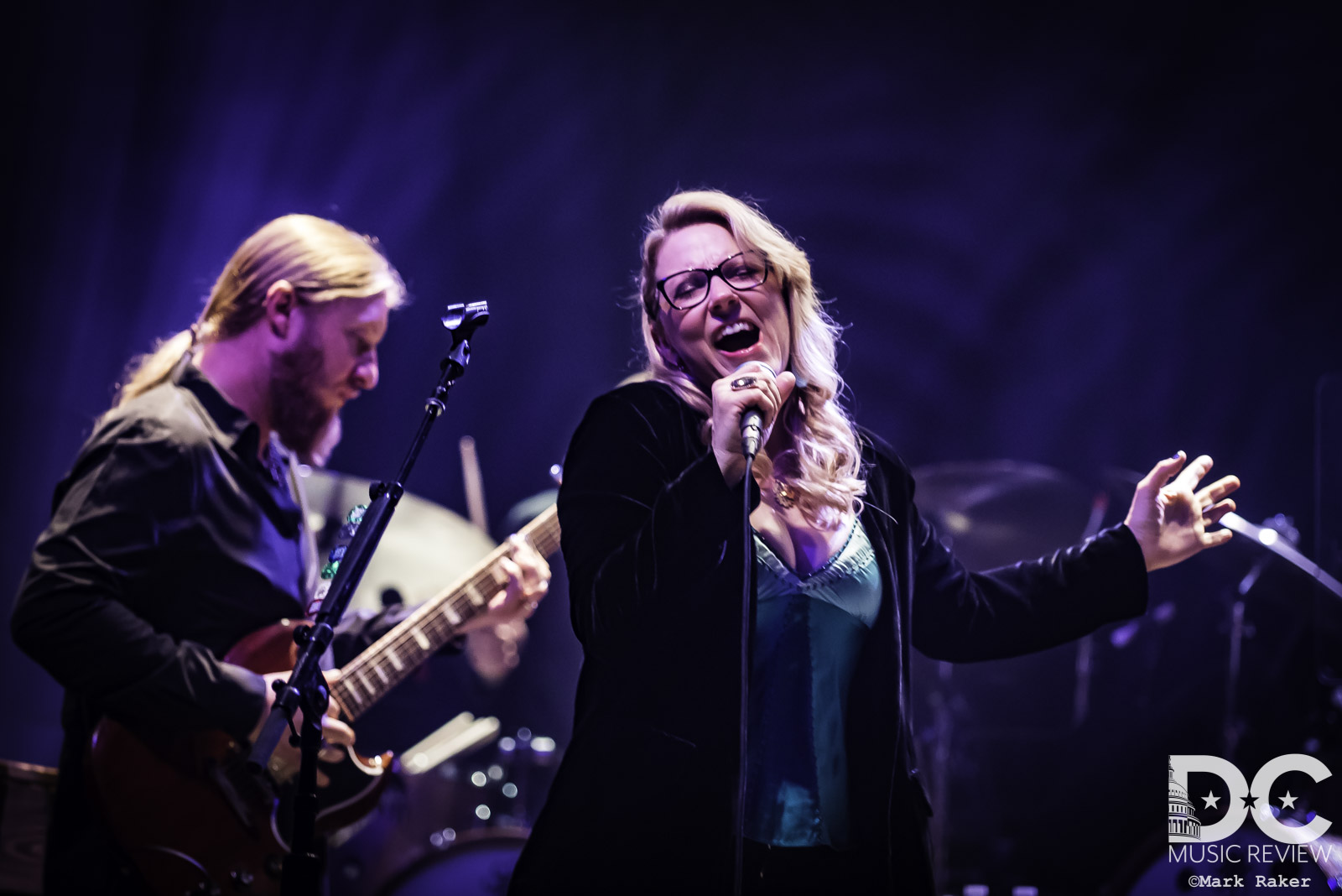 Susan Tedeschi of the Tedeschi Trucks Band