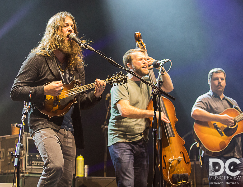 Greensky Bluegrass at The Anthem