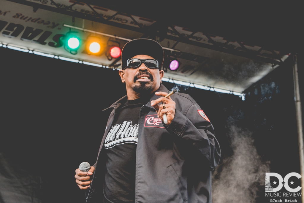 Cypress Hill at National Cannabis Festival