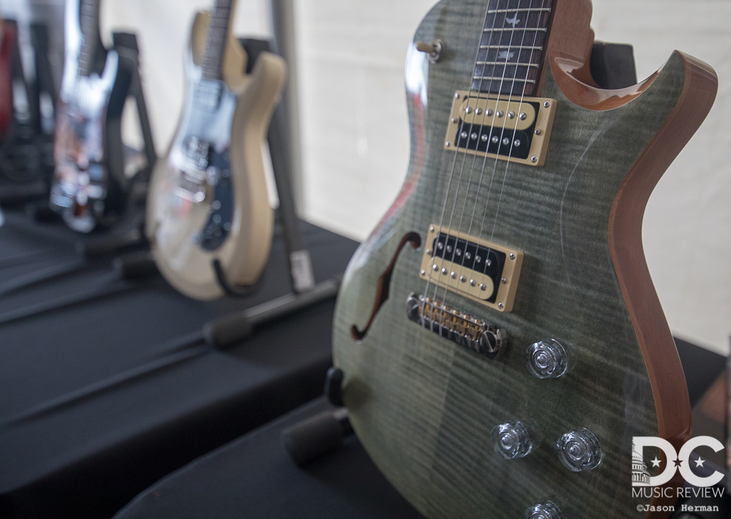 The PRS Experience – Much more than a guitar