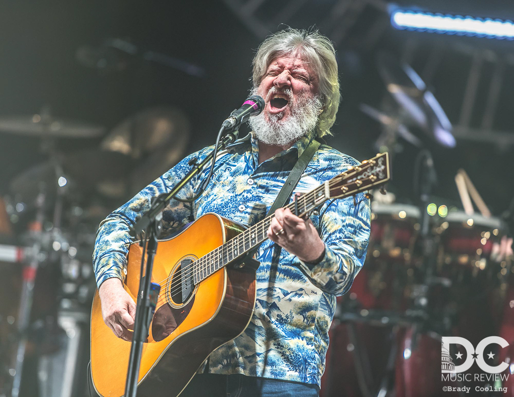 The String Cheese Incident on Night 1 at Red Rocks