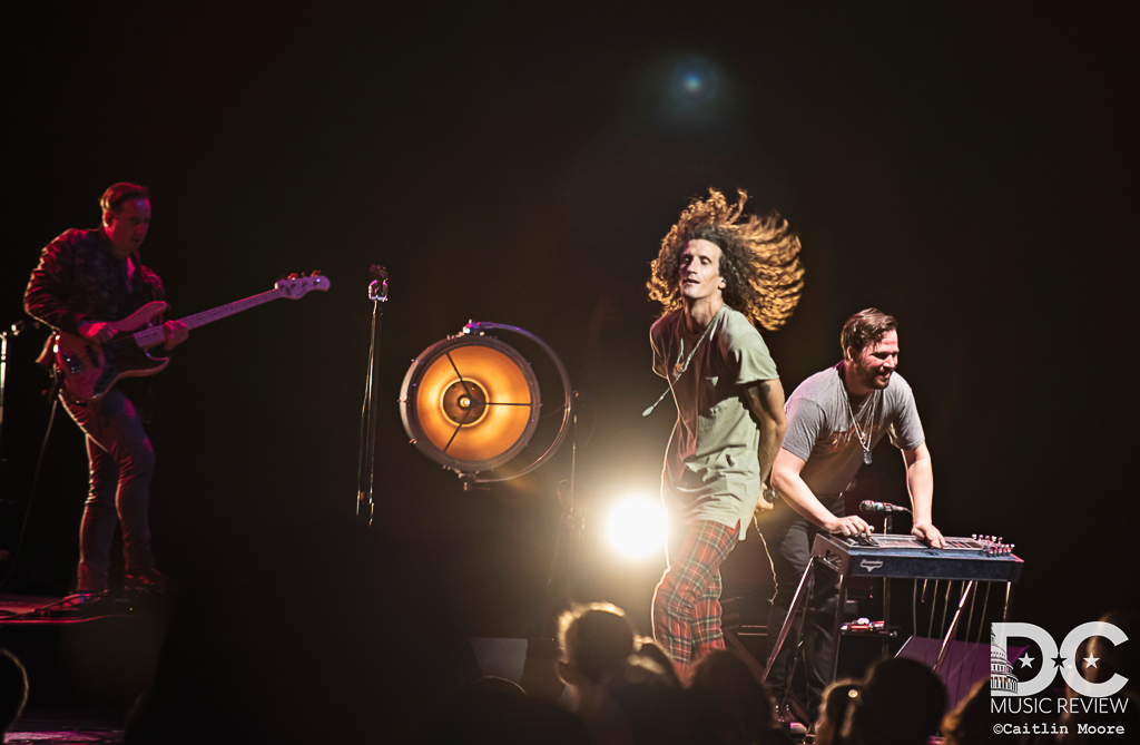 The Revivalists at Wolf Trap  on August 19, 2018