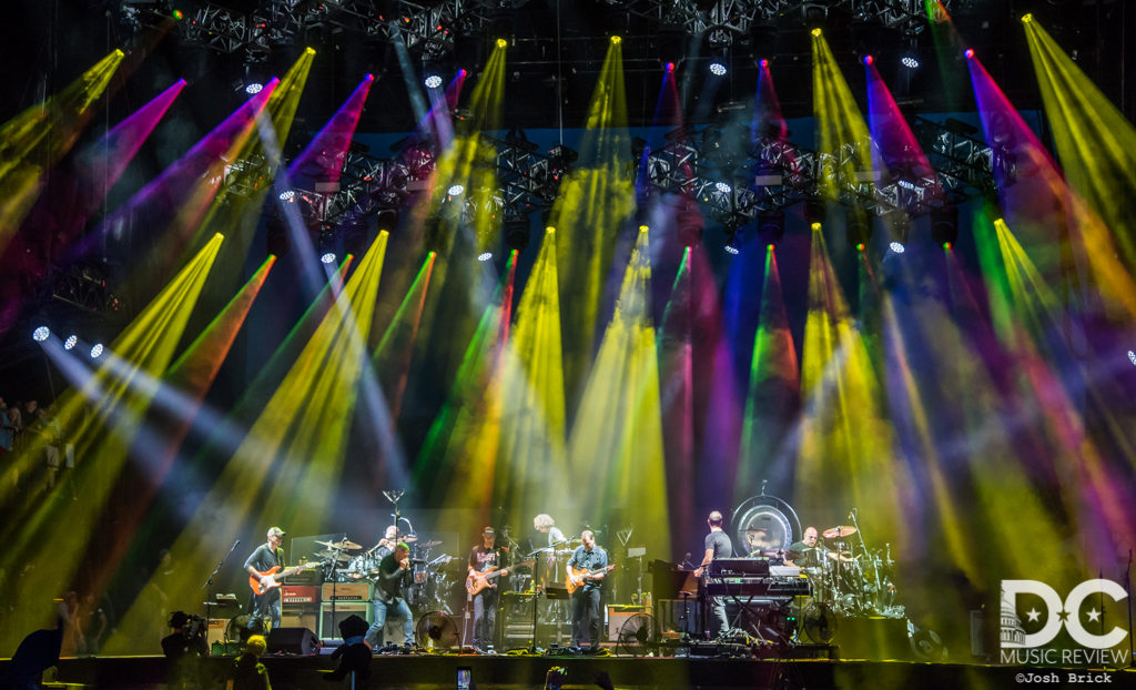 Umphrey's McGee ft. Jason Bonham + Taylor Hicks