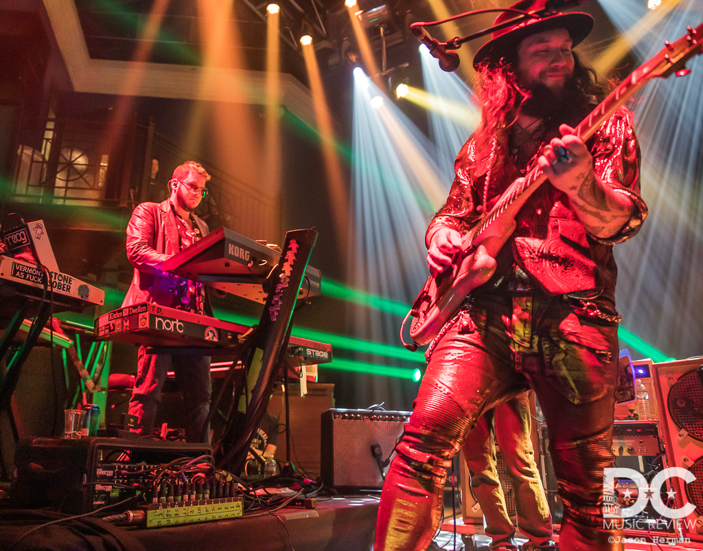 Mihali Savoulidis & Ryan Dempsey of Twiddle