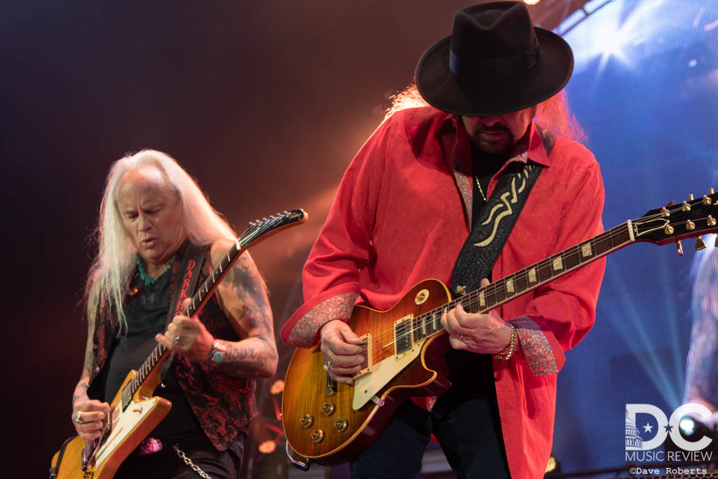 Rickey Medlocke and Gary Rossington of Lynyrd Skynyrd