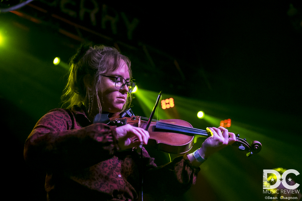 Keel Your Face: Larry Keel and Company Throw Down in Richmond