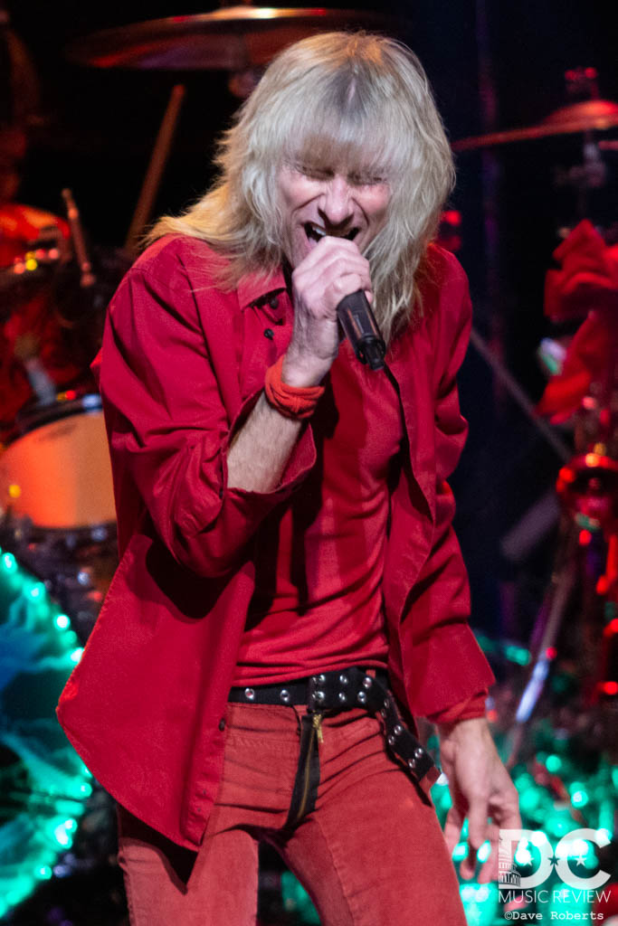 Steve Whitman of Kix