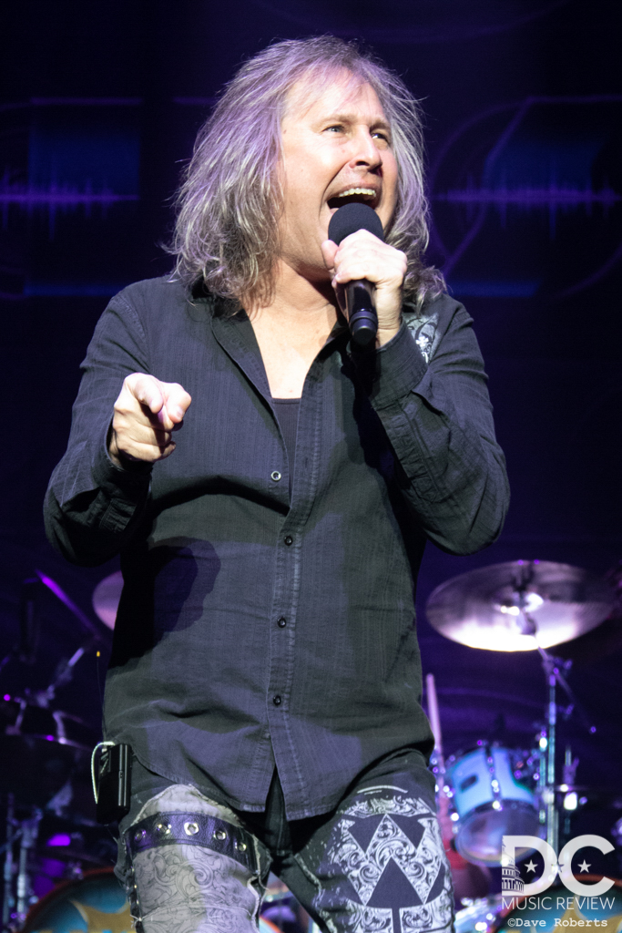 Ronnie Platt-Vocals and Keyboards-Kansas