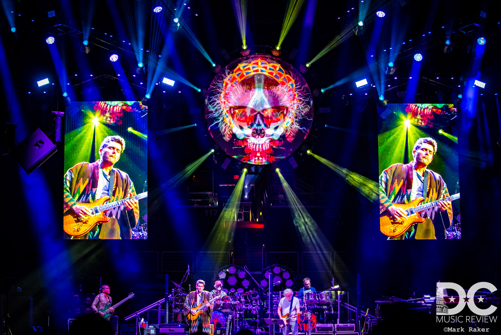 Dead & Company performs at Capital One Center