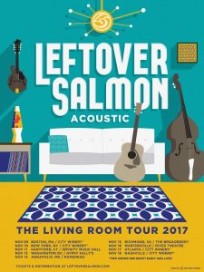 Leftover Salmon Acoustic Living Room Tour