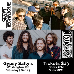 Trongone Band at Gypsy Sally's Poster