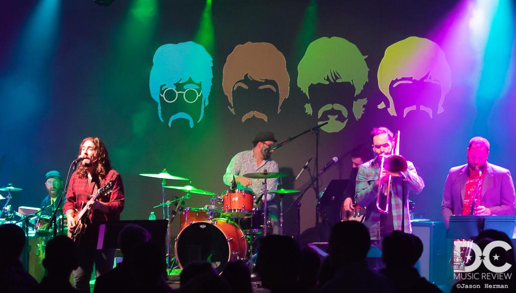 Yellow Dubmarine performs at The Hamilton on Dec 22, 2017