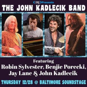 John Kadlecik Band at Baltimore Soundstage