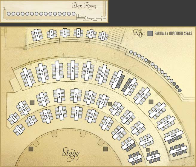 The Hamilton DC Live Seating Chart