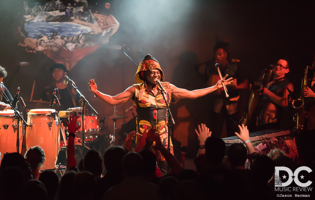 Antibalas at The Hamilton