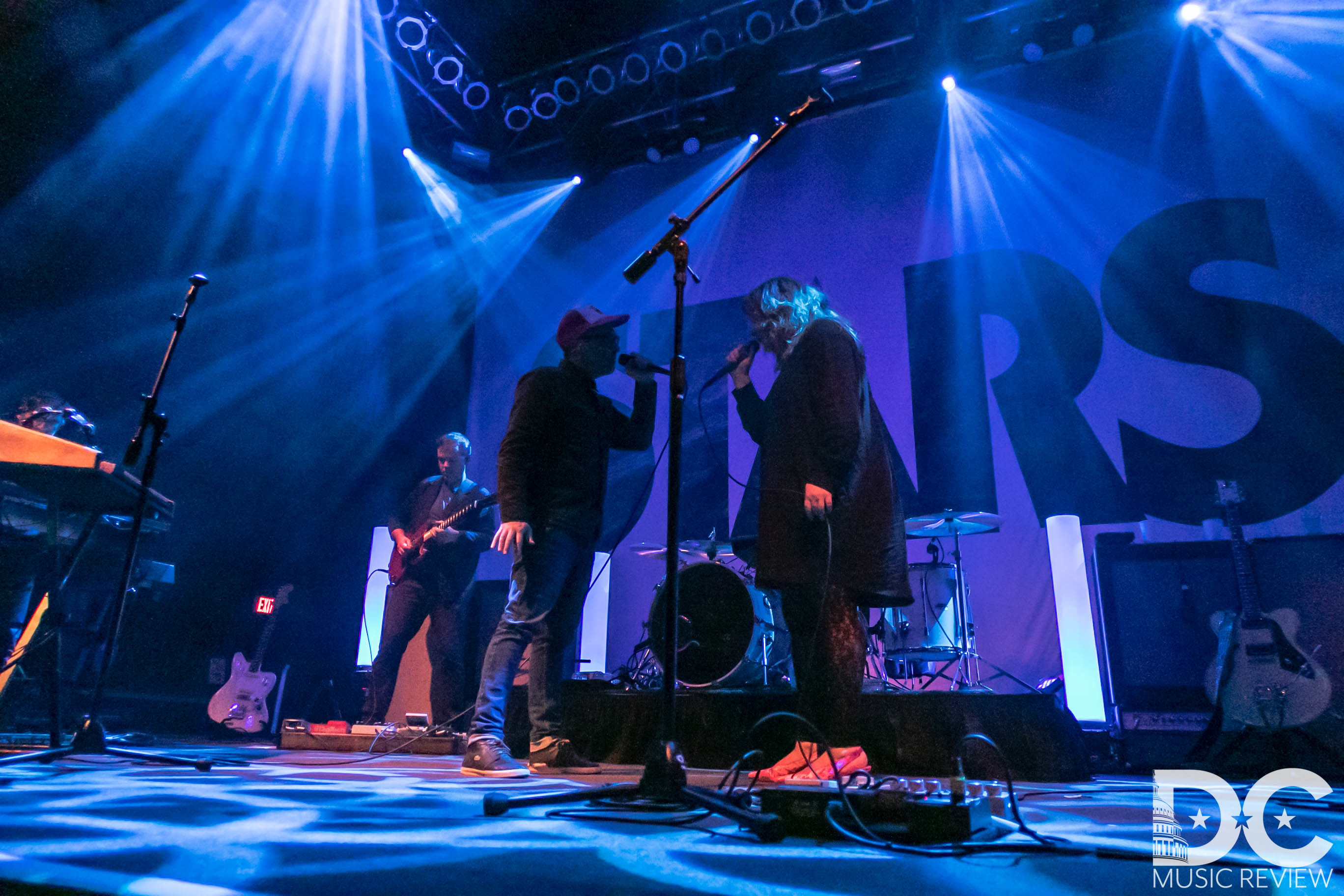 Indie-Pop Band 'Stars' Dazzle at 9:30 Club With Romantic and Synth
