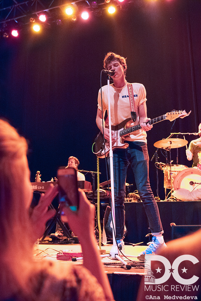 Houndmouth singer Matt Myers