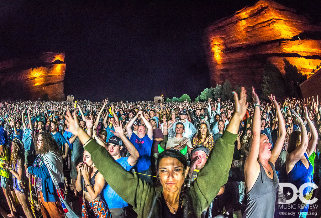All Hail The String Cheese Incident's 3 Night Run at Red Rocks