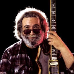 Jerry Garcia (c) Herb Greene