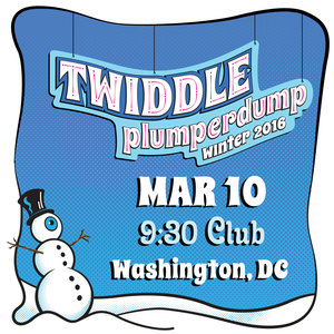 Twiddle 9:30Club 2016 Click to Purchase
