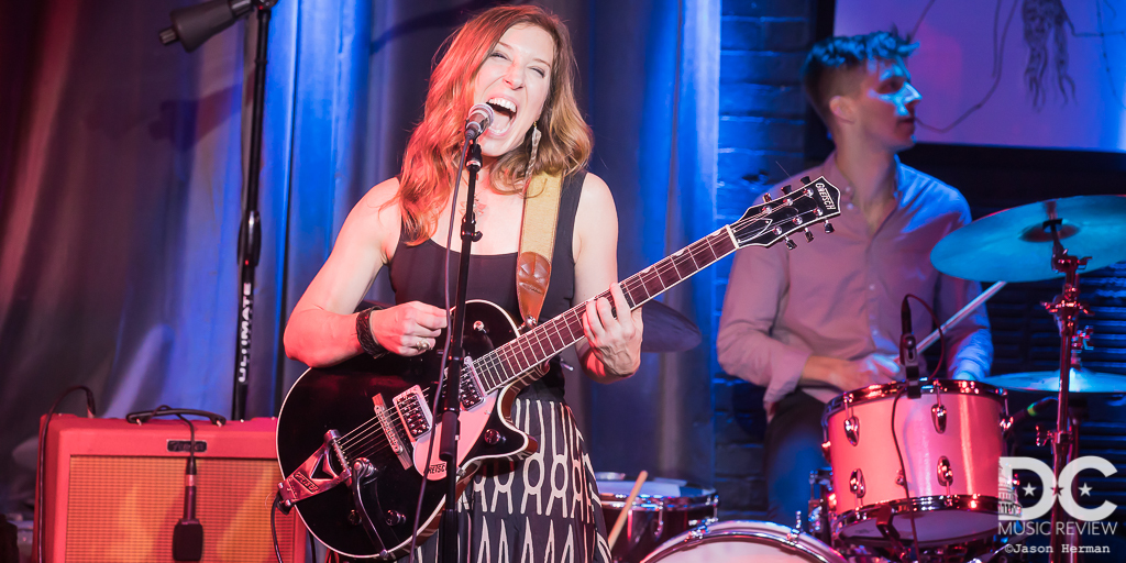 Erika Wennerstrom performs at Gypsy Sally's
