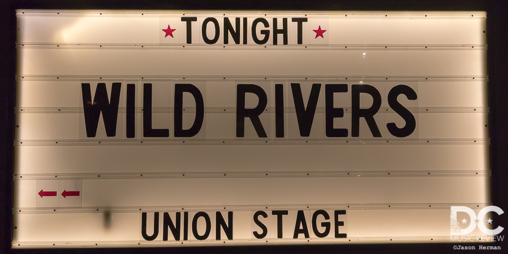 Wild Rivers at Union Stage