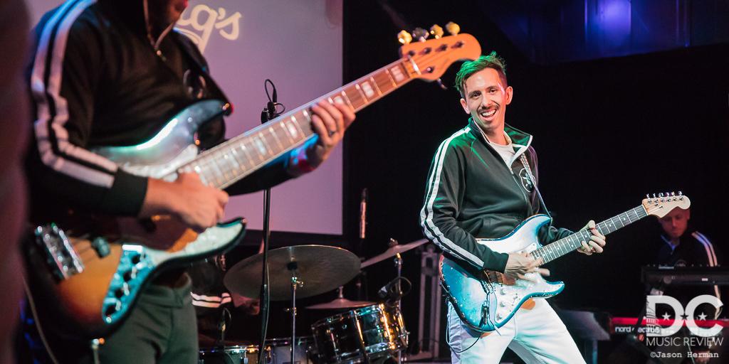 Cory Wong Performs at Jammin Java in Vienna, VA