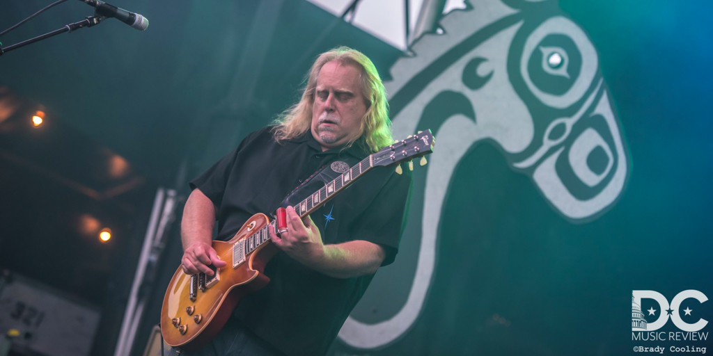 Warren Haynes of Govt Mule