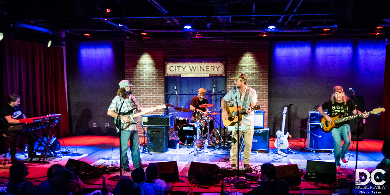 Honey Island Swamp Band Performs at City Winery DC