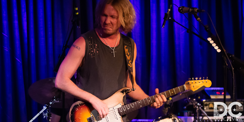 Kenny Wayne Shepherd at Rams Head On Stage