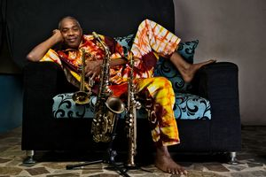Femi Kuti (Credit: Optimus Danny)