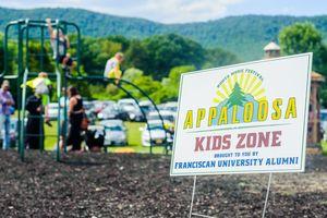 Appaloosa Kid Zone (Appaloosa Festival (Photo Credit: Danielle Lussier)