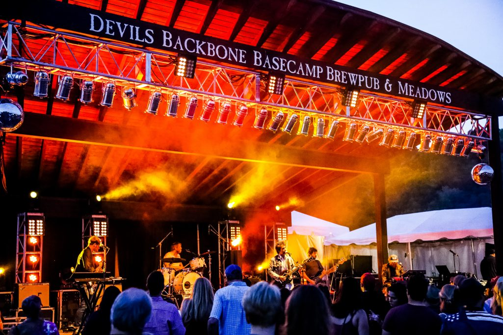 Devils Backbone Hoopla Festival (Photo Credit: Chris Chern)