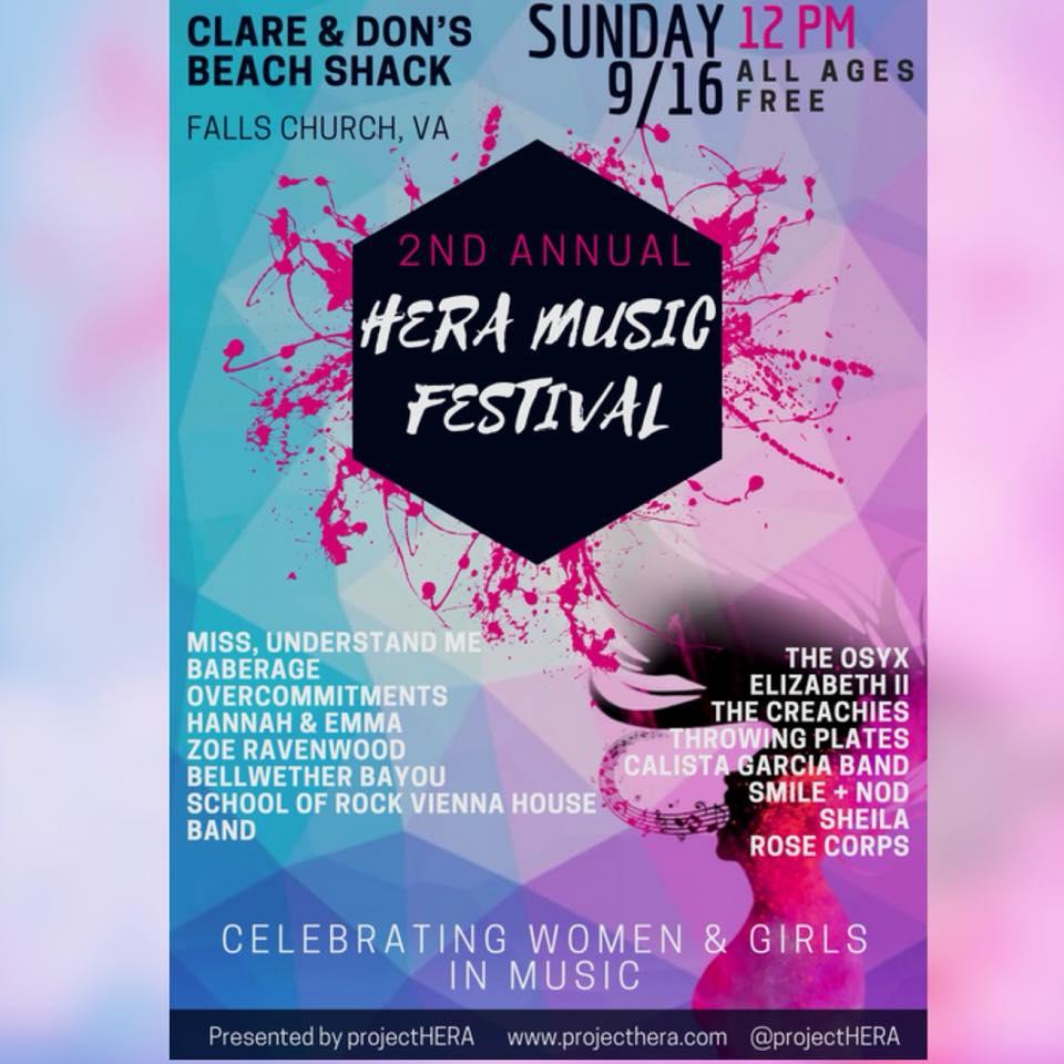 HERA Music Festival