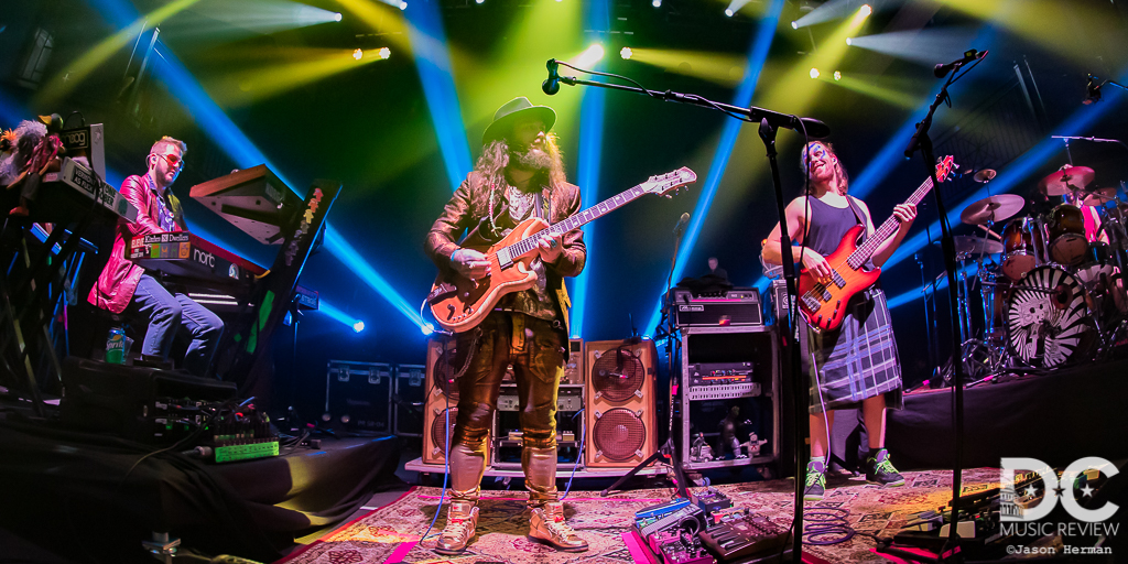 Twiddle performs at the 9:30 Club