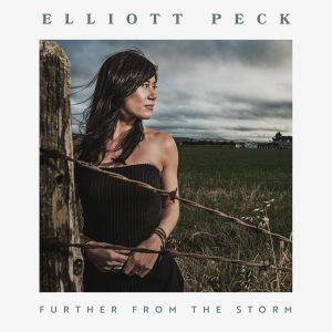Elliott Peck - Further From the Storm - Album Cover
