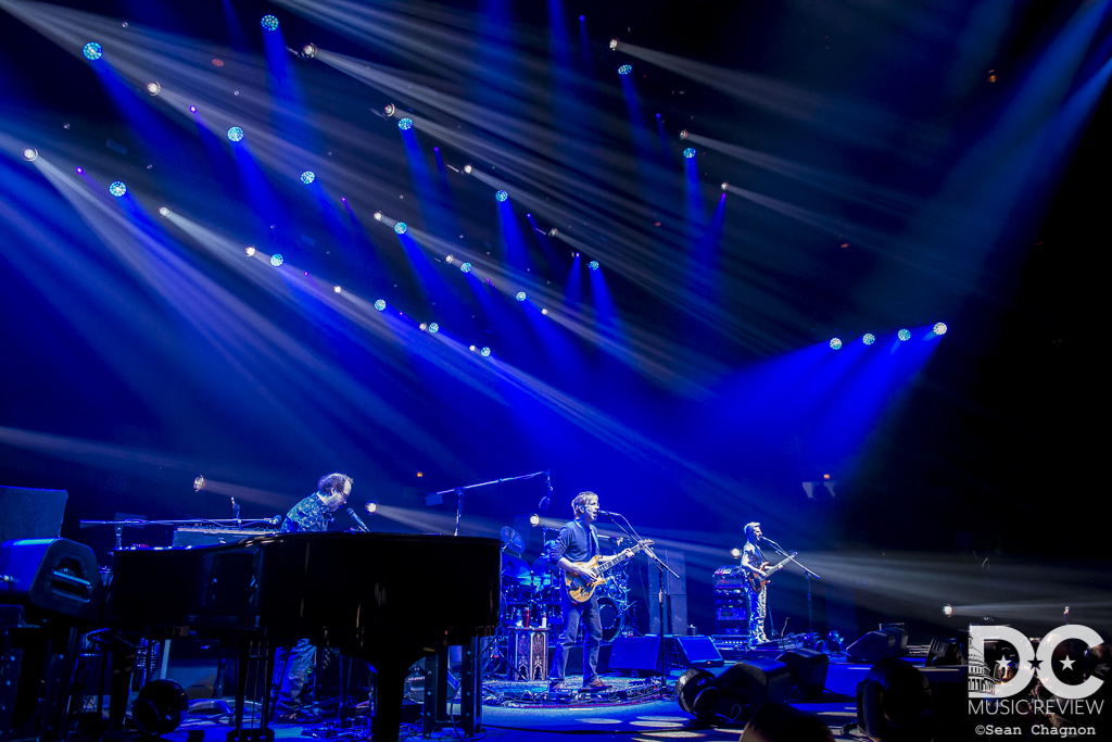 Phish performs at Hampton Coliseum